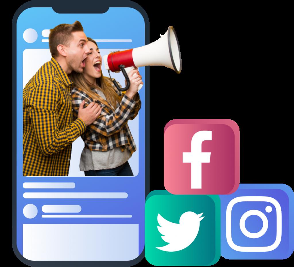 Social media appending solution