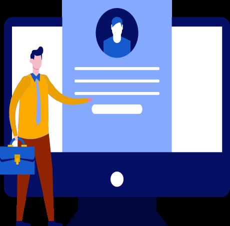 Technographics in customer profiling